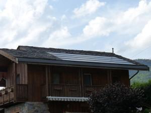 Installation solaire Aigueblanche