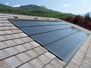 Toiture panneaux solaire Bassens Chambéry