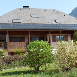 LE CHATELARD (73) – ALEO SOLAR – 3 kWc