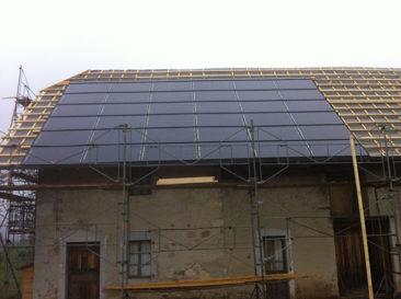 Solaire photovoltaïque Puygros