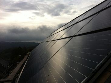 Panneaux photovoltaïque Puygros