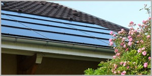 Toiture panneaux solaire Doussard Annecy