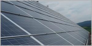 Héry sur Alby grande installation solaire