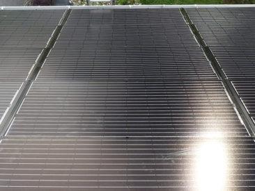 Installation solaire Thorens les Gières