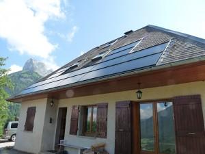 Installation solaire Jarsy