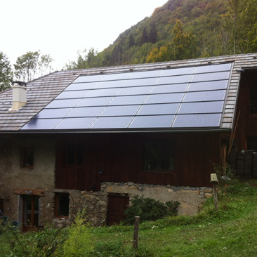 LA THUILE (73) – BISOL – 7.5 kWc