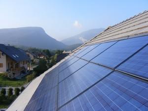 Installation solaire photovoltaïque Savoie