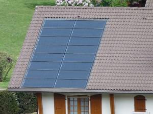 Centrale solaire Passy Haute-Savoie