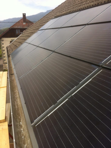 Centrale solaire RUMILLY