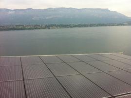 Installation panneaux solaires BOURDEAU 73