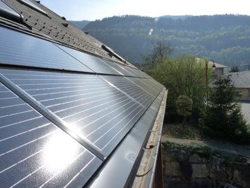 Panneaux solaires Savoie