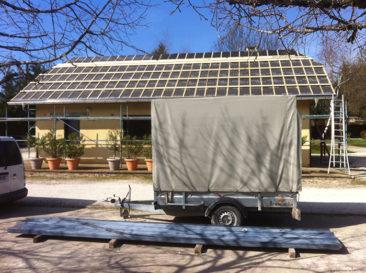 Centrale solaire photovoltaïque Le Châtelard