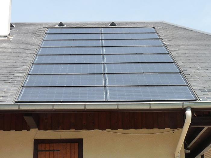 Installations panneaux solaires Lescheraines