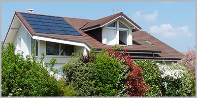 Toiture panneaux solaire Saint-Jorioz Annecy