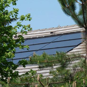 Panneaux solaires BASSENS 73