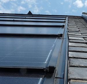 Installation solaire Lescheraines
