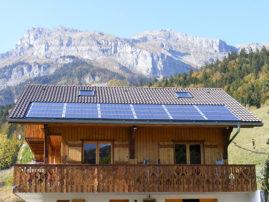 Panneaux photovoltaïques Solar Fabrik