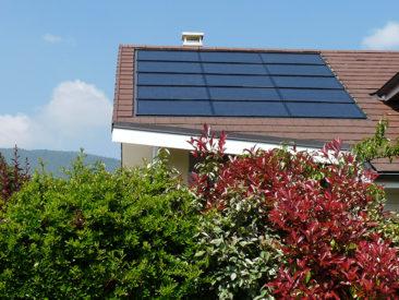Installation solaire St-Jorioz Annecy