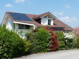 Installation solaire Saint-Jorioz Annecy